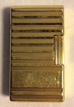 FlameCrest Vintage Brass lighter