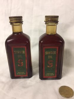 1130 Singer bottles