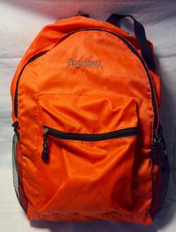 Running Room Neon orange nylon