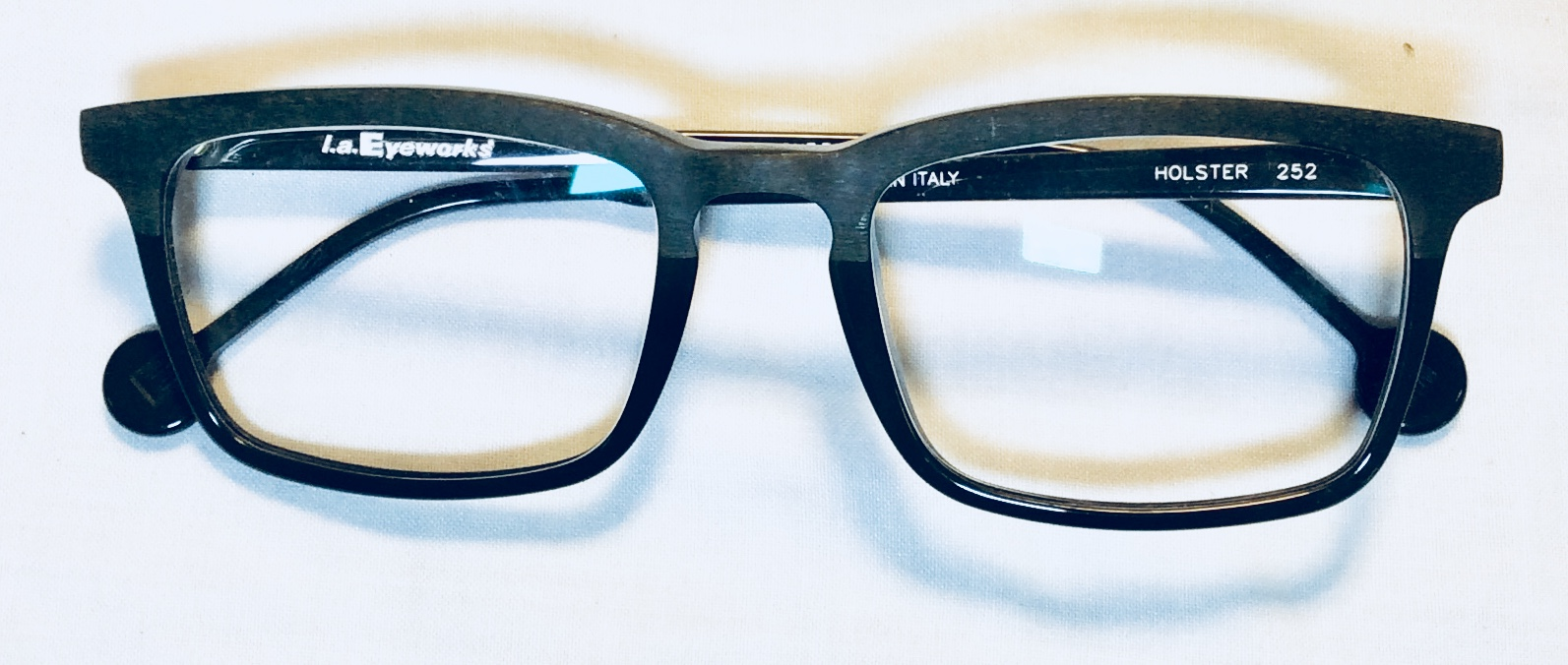 Green ARL glasses