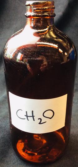 Brown lab bottle