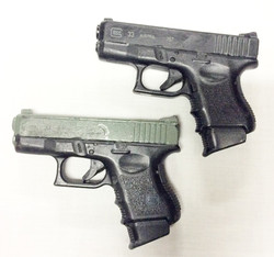 Hard rubber Glock 33