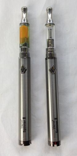Vapros Spinner II Vape Pen with juice (Functional)