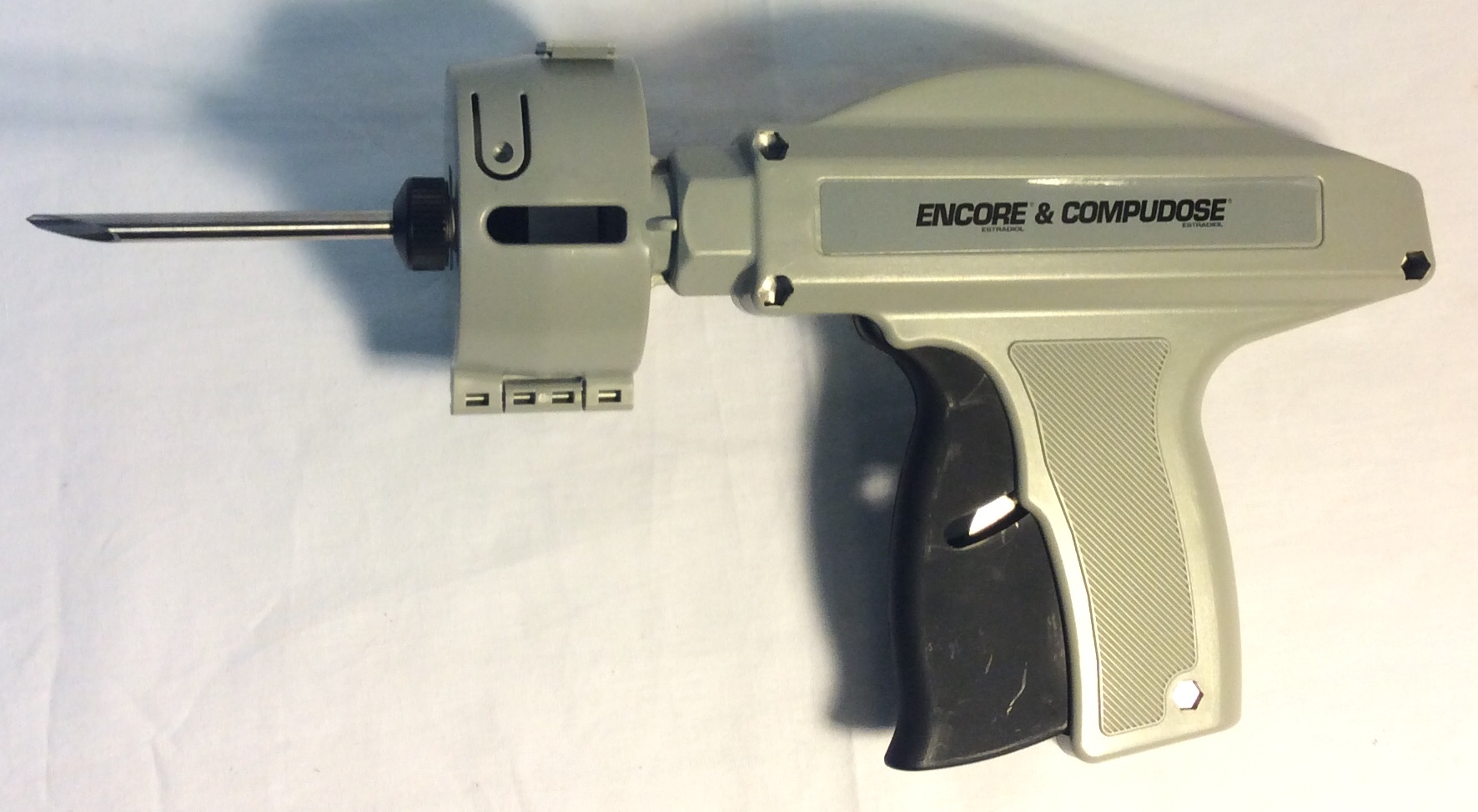 Compudose Implanter gun, grey
