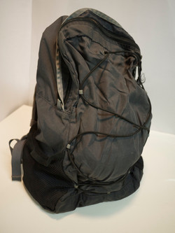 Grey black backpack (Kathmandu)