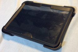 Tablet with Otterbox case