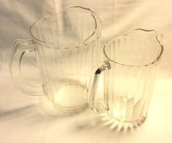 Acryllic water jugs