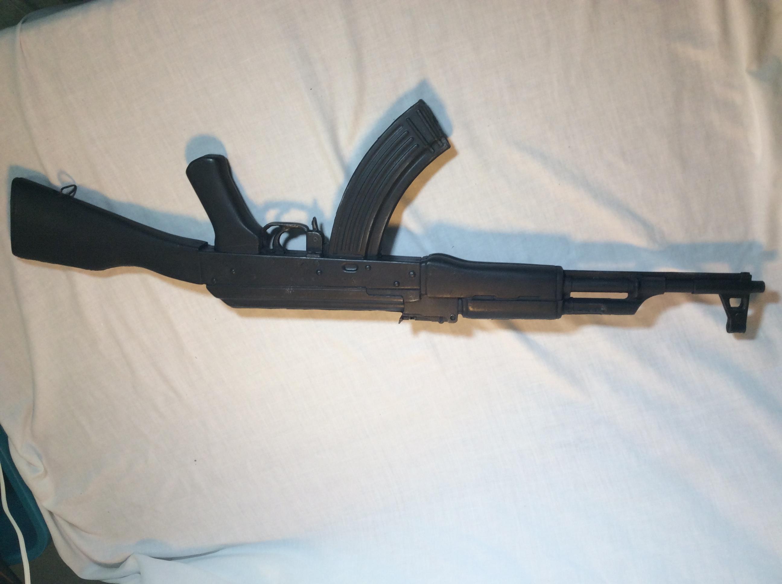 Rubber AK47