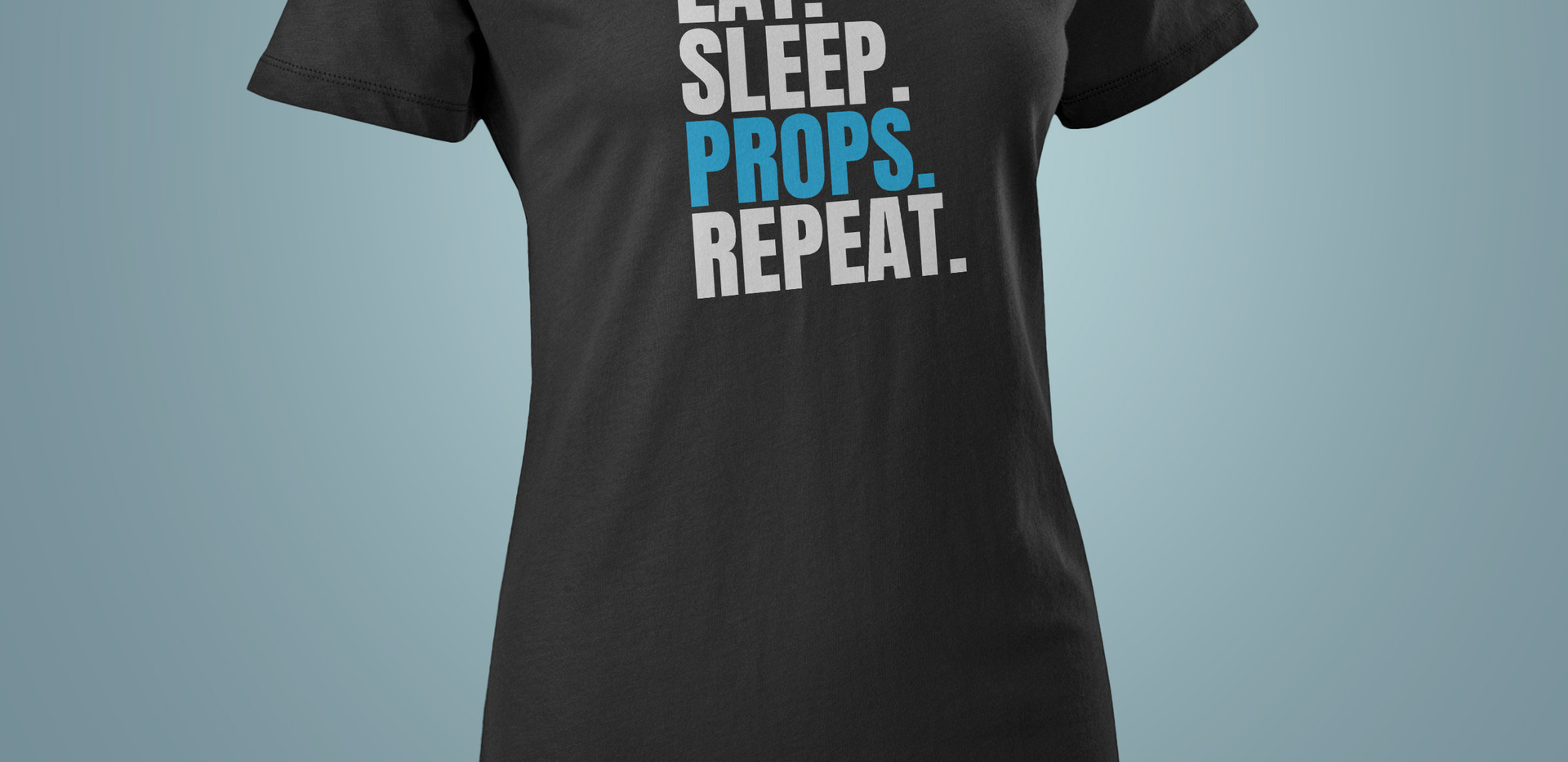 Women's Eat Sleep T-Shirt