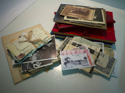 Old Photos and Letters