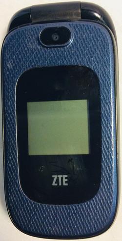 Burner phone ZTE  - Working