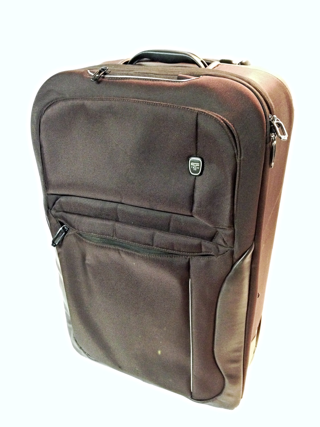 Brown carry-on Luggage