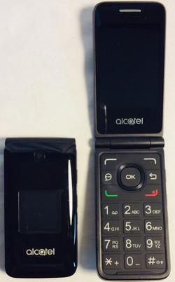 Alcatel Burner phone Alcatel 4044v (Go Flip) - Working