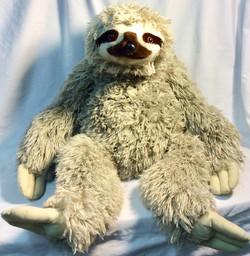 Stuffed sloth large