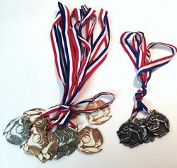 Sports Medals - Film Props