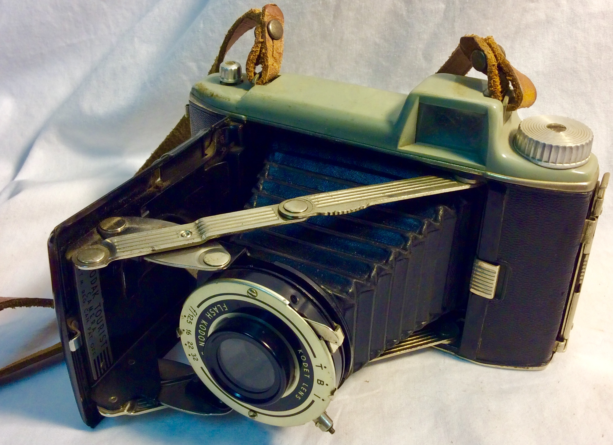 Antique Kodak Folding Camera