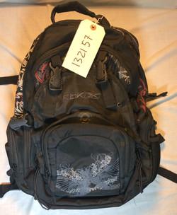 Reebock Backpack Black