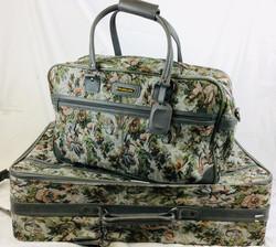 Stradellina Carpet luggage set - 2 piece set of luggage
