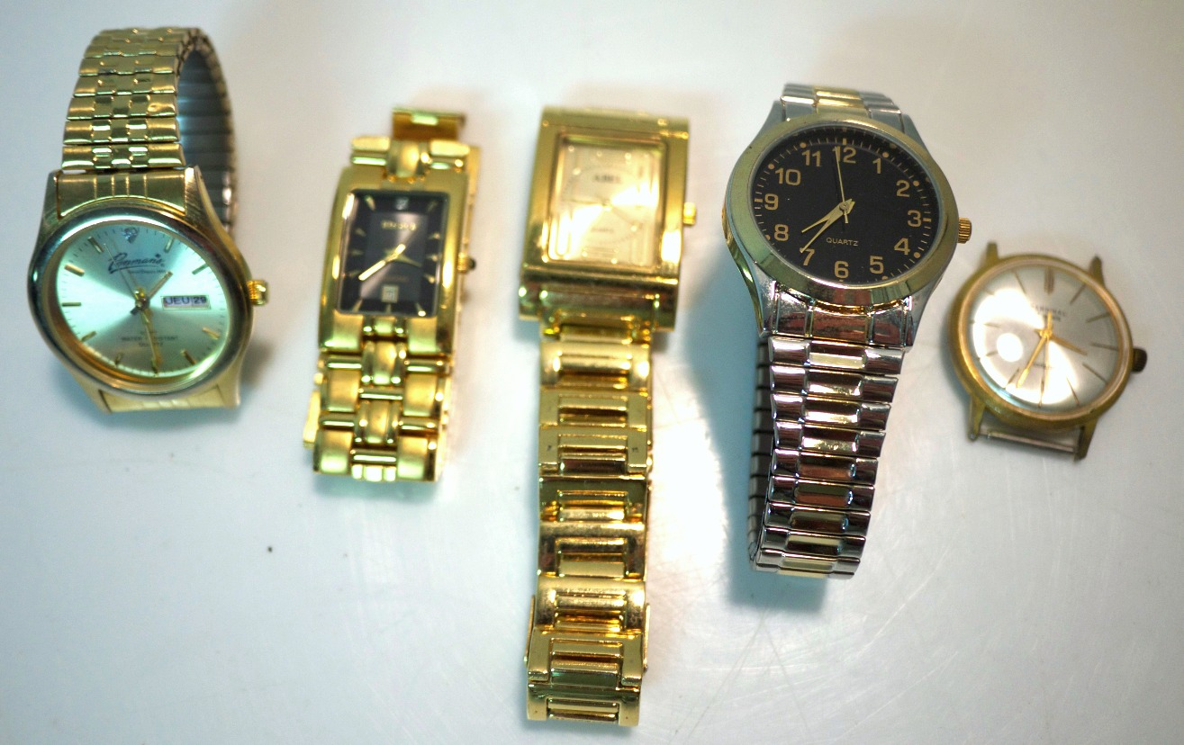 Metal Watches
