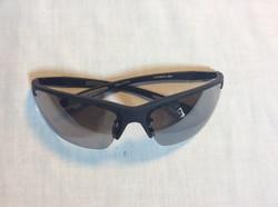 Sleek black sunglasses