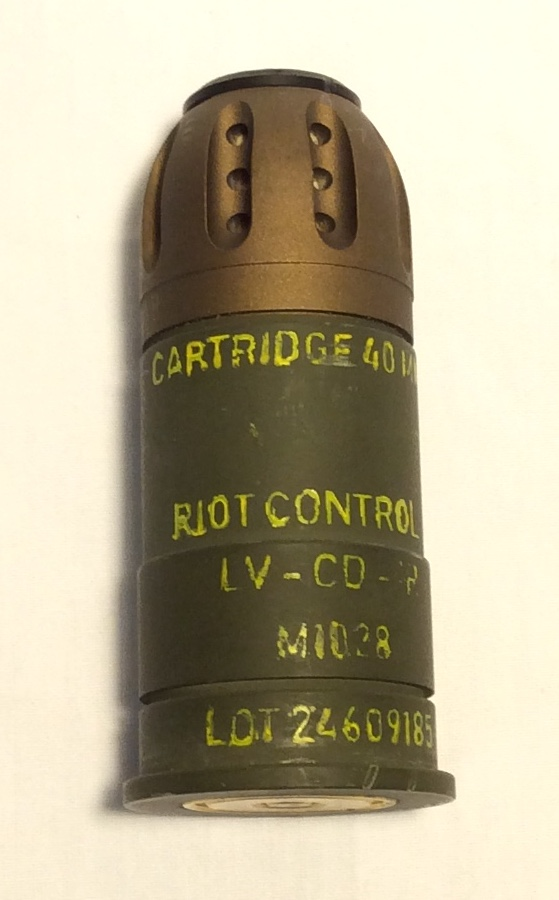 Riot Grenade