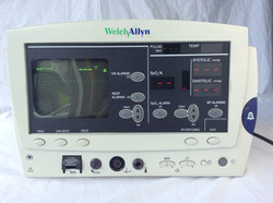 Welch Allyn portable paitient monitor (Functional)