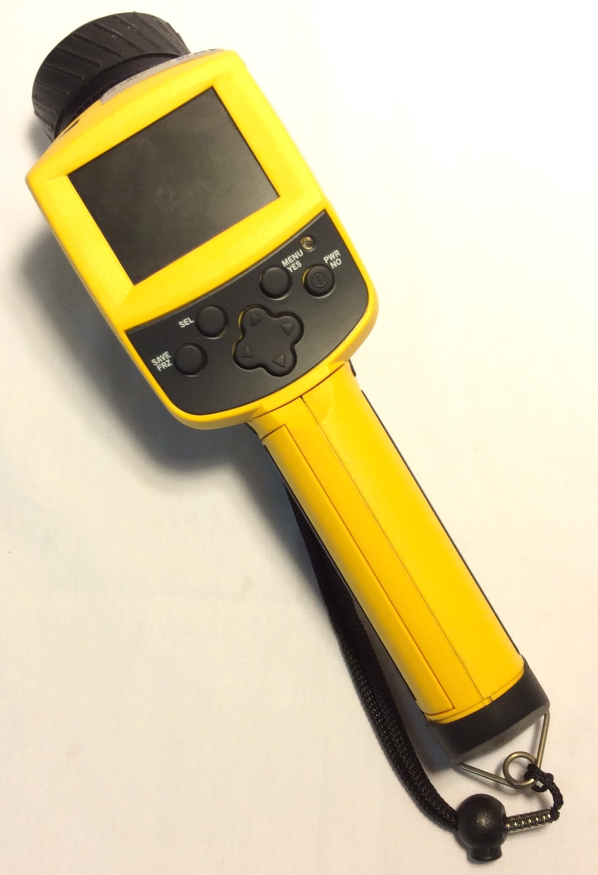 Flir Therma Cam B2; Yellow plastic