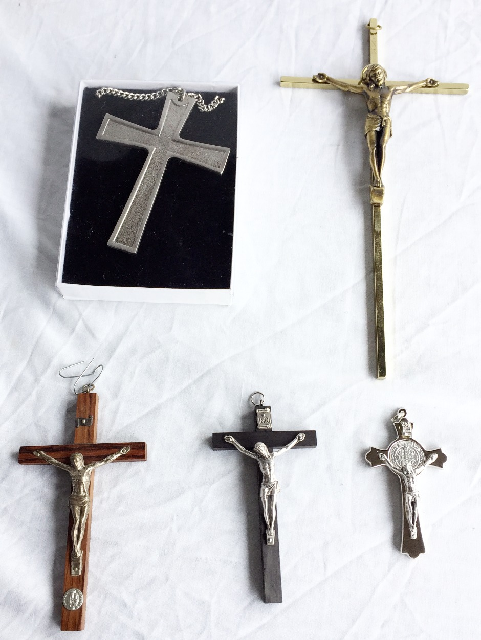 Priest Cross Necklaces