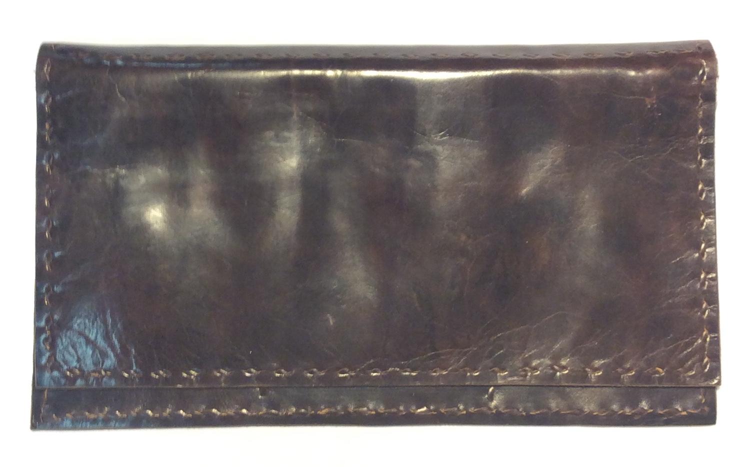Handmade in India Thin dark brown
