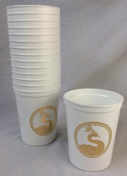 Casio token cups