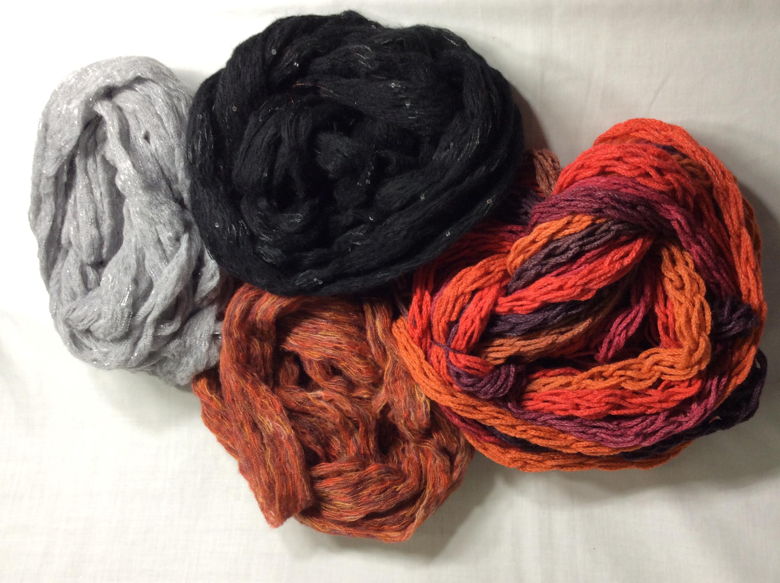 Wool Skeins