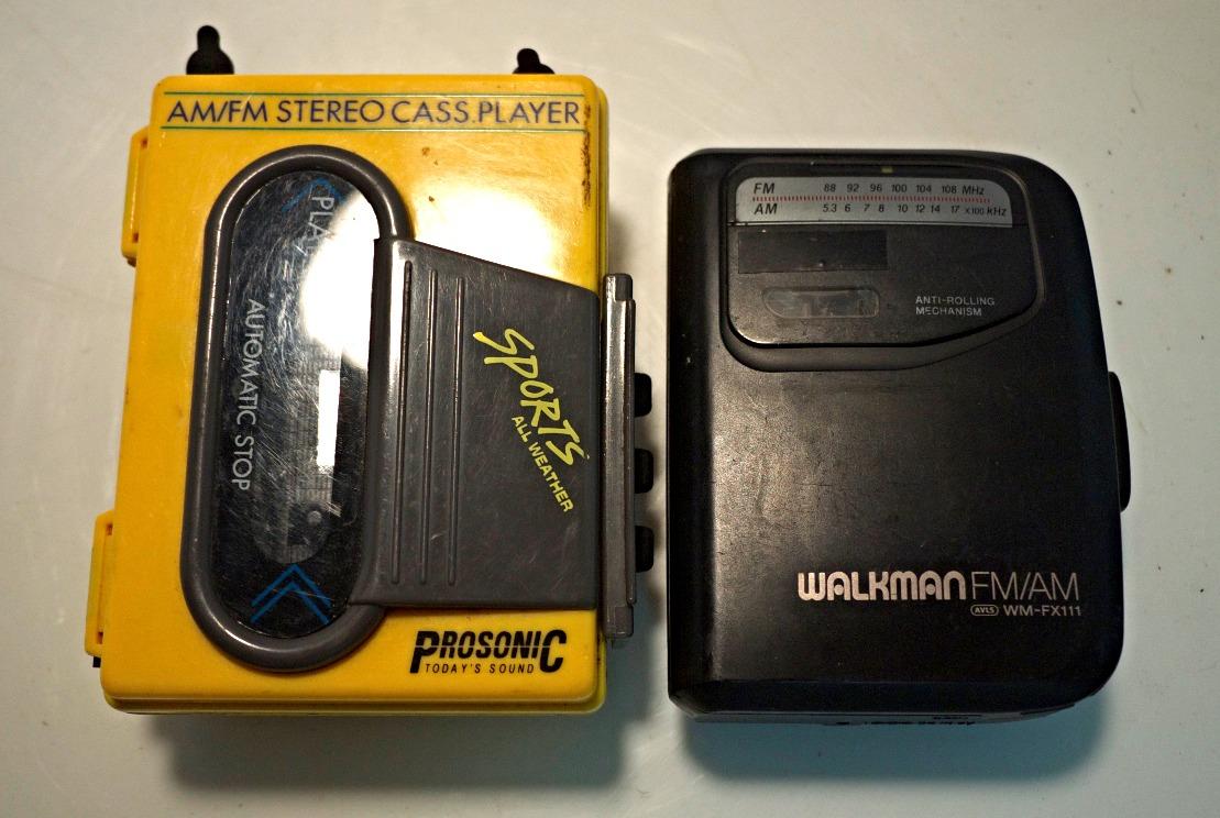 Cassette Players