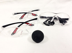 Racket Ball Eyewear