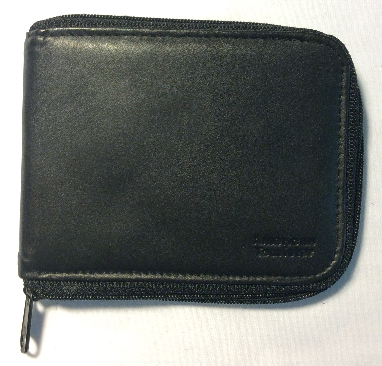 American Tourister Black leather