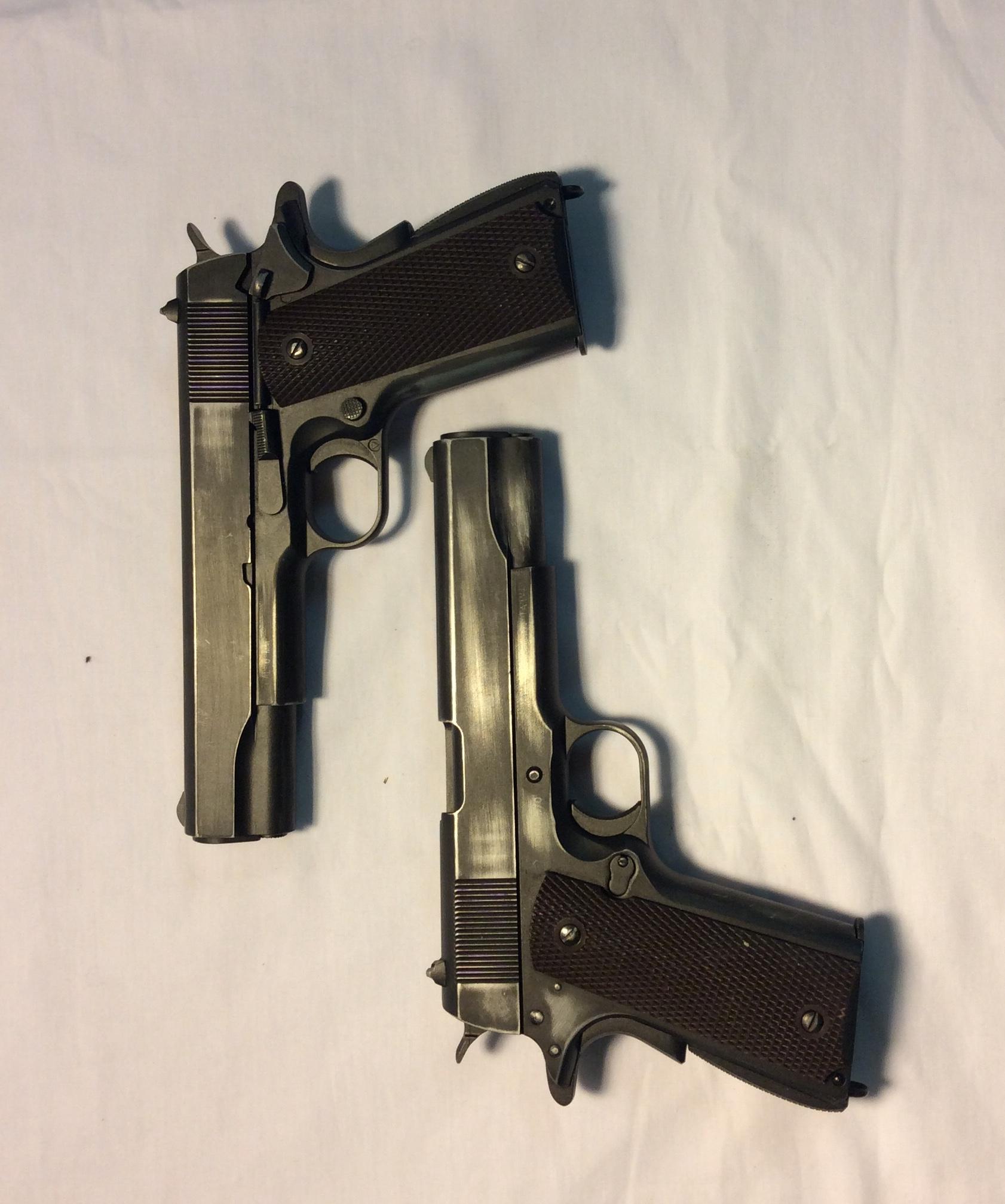 1911 Colt Airsoft gun