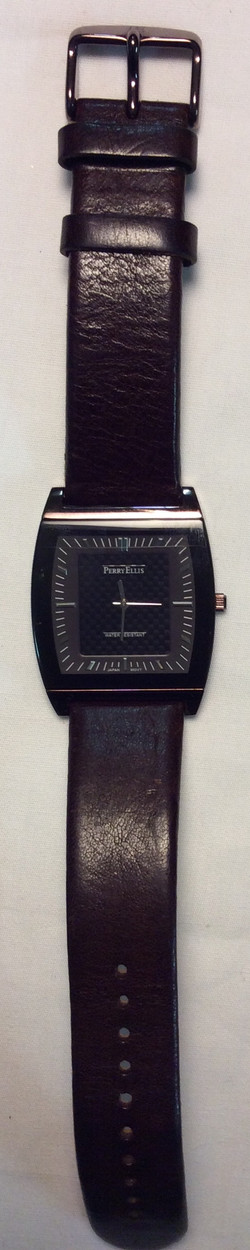 Perry Ellis watch - rounded square