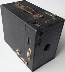 Eastman Kodak Brownie Box Camera - 116 Film 1910s