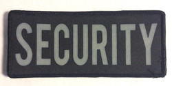 Security Velcro Patches, large