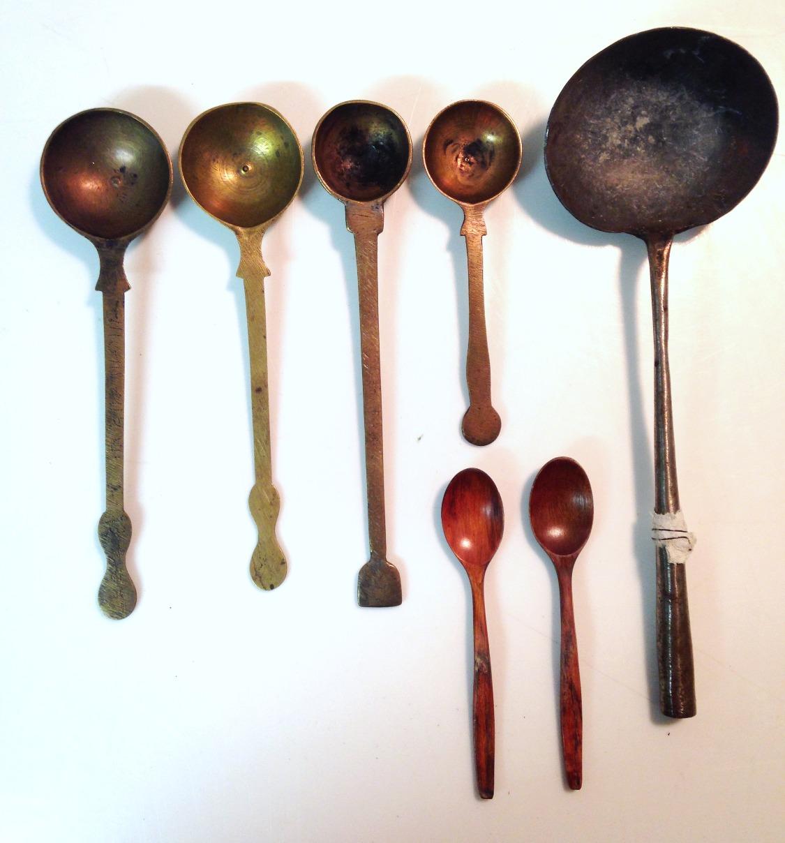 Antique Ladles
