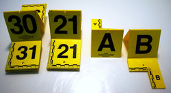 Evidence Markers/Tents