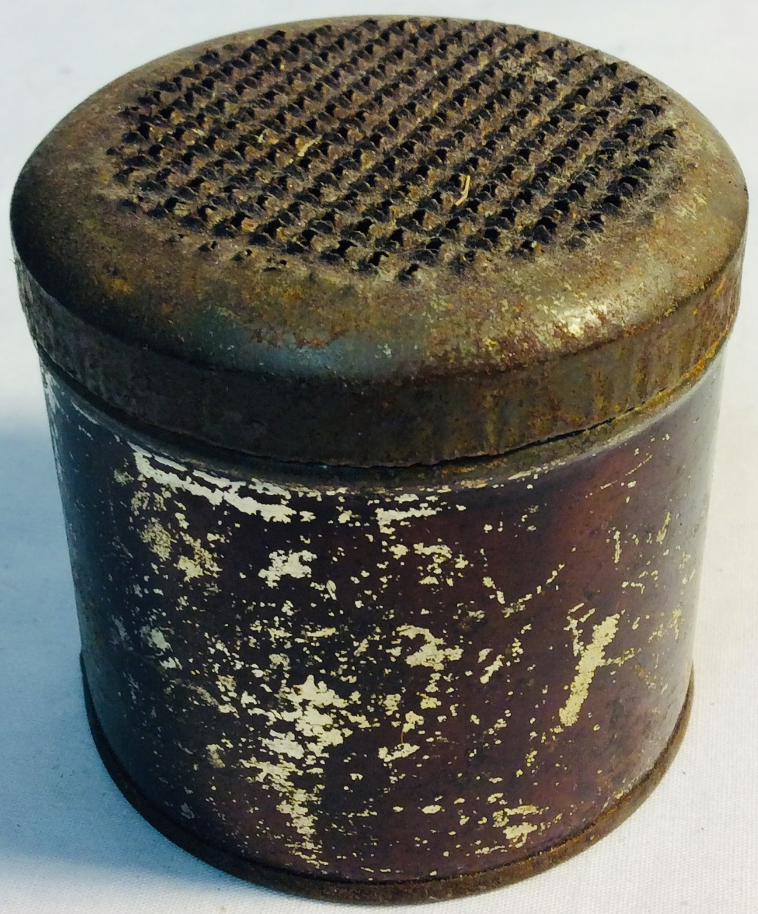 Aged herbs shaker for ritual