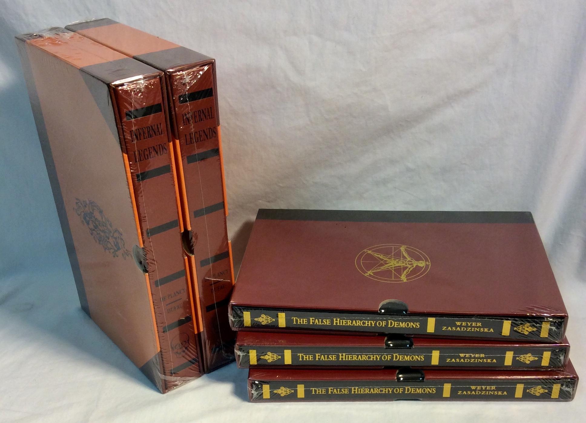 Demonology books - Infernal Legends