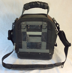 Small black portable tool kit