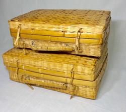 Nesting baskets x 2