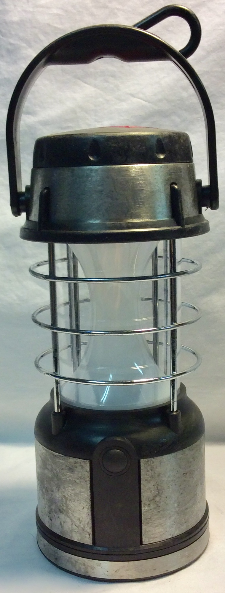 Medium Stainless steel body lantern