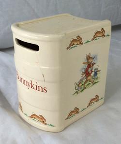Bunnykins book piggy bank