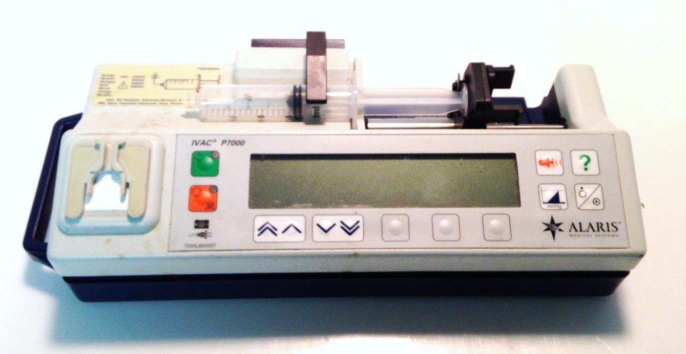 IVAC Syringe Pump