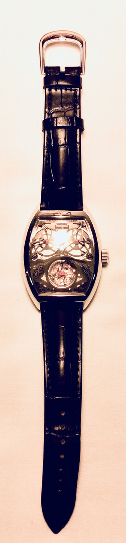 Large face watch
