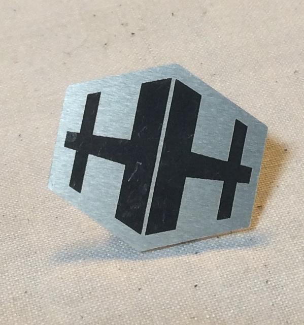 HH Hotel Pin