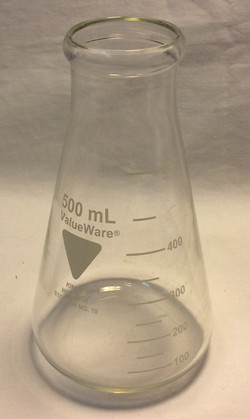 500ml conical/ erlenmeyer flask